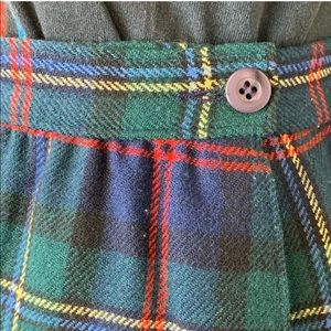 Pendleton Skirts - VINTAGE Pendleton pencil plaid skirt
